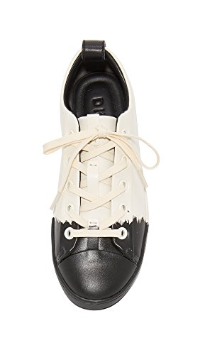 DKNY Brayden Luxe Damen Sneaker Weiß Weiß