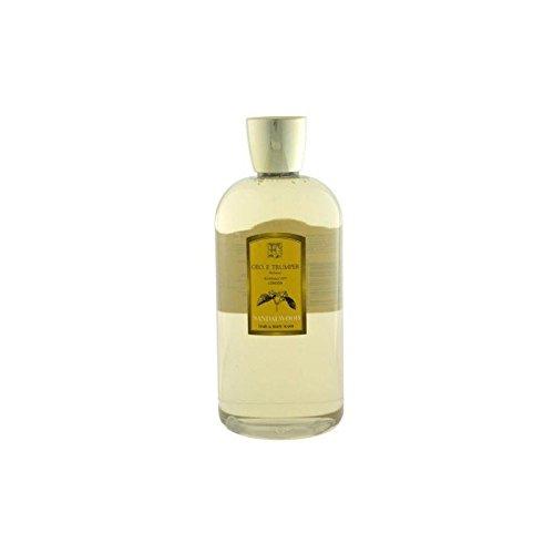 Trumpers Sandalwood Hair & Body Wash - 500ml Travel (Pack of 2)