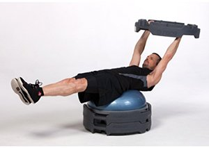 BOSU® POWERSTAX™ - Single Unit by Hedstrom Fitness