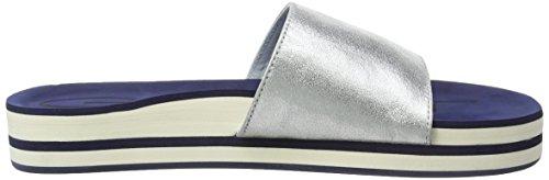 Silver Argento G80 Ciabatte Malibu Donna Gant Silber wqAfv8Z