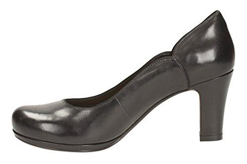 ClarksChorus Nights - Zapatos de Vestir Mujer Negro - negro