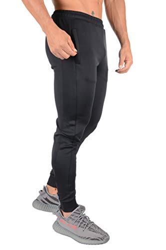 610e79e6251d4 YoungLA Athletic Track Pants for Men Joggers Slim Fit Workout Gym Lounge 215