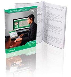 Schweser Practice Exams 2008 Level 1 Volume 2 pdf epub