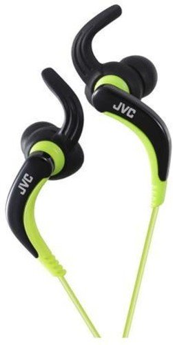 JVC HAETX30B Extreme Fitness Headphones, Black - Jvc Ear Clip Headphones