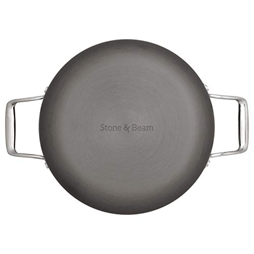 Stone & Beam Cookware Set, 17-Piece, Hard-Anodized Non-Stick Aluminum by Stone & Beam (Image #3)