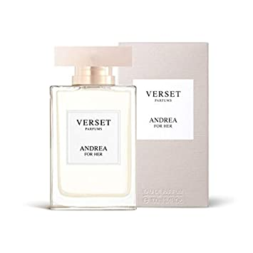 Verset Parfums Andrea For Her Eau De Parfum 100ml Spray Amazonco
