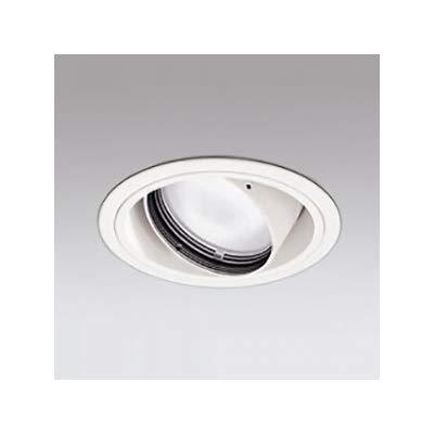 LEDユニバーサルダウンライト M形 φ125 CDMT35W形 高効率形 ミディアム配光 連続調光 オフホワイト 電球色 B07RYQGSPC