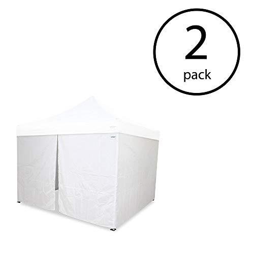 Caravan Canopy 10' x 10' Commercial Tent Sidewalls