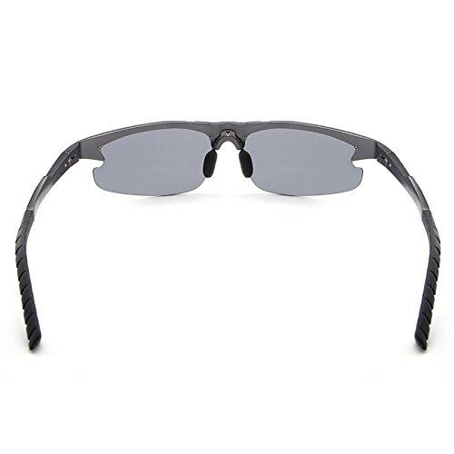 Sol JCH protección Moda de Gafas para UV polarizadas de Sunglasse de Syan Gafas Hombre aEE18r