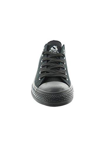 Jumex Schuhe Herren Canvas Low Top Sneaker Freizeitschuhe