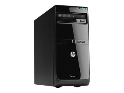 HEWLETT-PACKARD D8C46UT Desktop Computer - Intel Core i5 i5-3470 3.20 GHz 4 GB RAM - 500 GB HDD - DVD-Writer - Intel HD 2500 Graphics / D8C46UT#ABA /