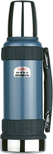 (Thermos Work Series Stainless Steel Flask)