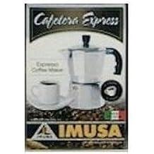 Imusa Coffee Maker Espresso, 1 ct (Pack of 2)