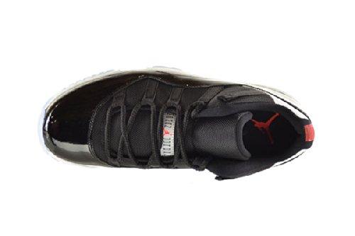 Nike Herren Jordan 11 Retro Partire Basketballschuhe, Grau, 44 Eu Nero, Infrarossi Platino 23-pr
