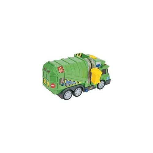 best Fast Lane Lights and Sounds 6 inch - Garbage Truck
