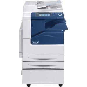 entre 7220 LED Multifunction Printer - Color - Plain Paper Print - Desktop (Laser Multifunction Printer Open Box)