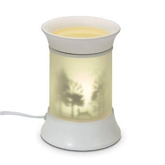 Prancing Deer (Electric Fragrance Candle Warmer by PartyLite (Prancing Deer))