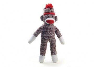 PL Classic Style Sock Monkey 10 Inch