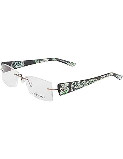 ehl 814 lite designer eyeglasses 2499 product details ed hardy