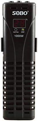 KKYG 水族館加熱ロッド、水族館PTCヒーター、ダイビング自動サーモスタット液晶デジタルヒーター、ミニヒーターカメ加熱ロッド(300/500/800 / 1000W)