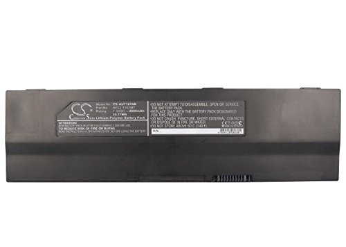 Cameron Sino 4900mAh/35.77Wh Li-Polymer High-Capacity Replacement Batteries for Asus Eee PC T101, Eee PC T101MT-EU17-BK , fits Asus AP22-T101MT by Cameron Sino