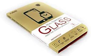 شاشة حماية زجاجية من روبيك متوافقة مع الهواتف المحمولة - قياس من 5.1 الى 5.5 انش