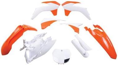 Acerbis Full Plastic Kit Original 15 for KTM 125 SX 2015