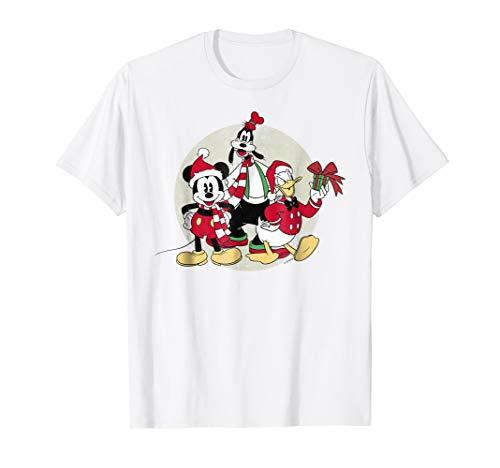 Disney Christmas Group T-shirt