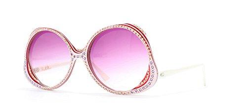 Emilio Pucci Pink and White Authentic Women Vintage - Emilio Pucci Vintage Sunglasses