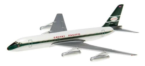 Daron Herpa Cathay Pacific CV-880 Vehicle (1/400 Scale)