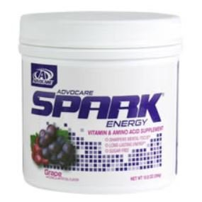 Advocare Spark Canister Grape - Brand New! Sealed