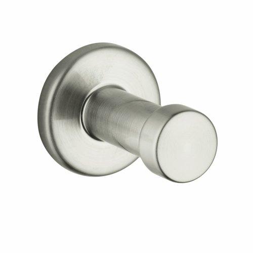 Hansgrohe HG41537820 Axor Uno Face Cloth Hook, Brushed Nickel