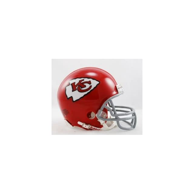 Kansas City Chiefs NFL 1963 73 Throwback Replica Mini