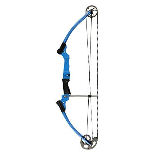 Left Handed Compound Bow - Genesis Original Lefthand Bow Blue