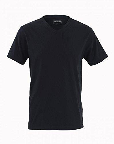 """Mascot T-shirt """"Meda"""", 1 Stück, L, schwarz-blau, 50401-865-010-L"""