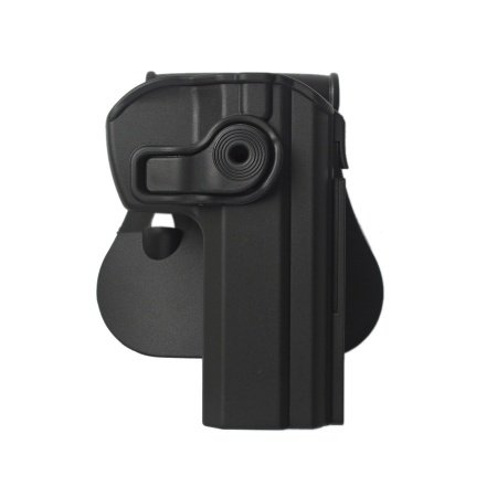 IMI New Right Hand Polymer Retention Paddle Holster Level 2 for CZ P-07