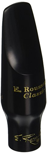E. Rousseau ER20024N New Classic Alto Saxophone Mouthpiece, 4N 1.63mm, Medium