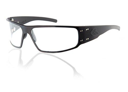 Gatorz MAGBLK01TMBP Magnum Sunglass Magnum, Blackout Frame, Inferno Photochromic Lens - Series Casual Eyewear