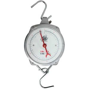 (Brecknell MSKN11108010000 ABS Hanging Scale 11 lb.)