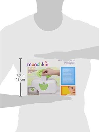 Amazon.com : Caliente el resplandor Wipe más cálido y la bolsa de pañales Dispensador Set (colores puede variar) : Baby