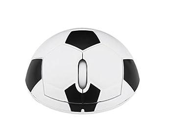 LridSu ratón inalámbrico del ratón USB del Juego del fútbol del ...