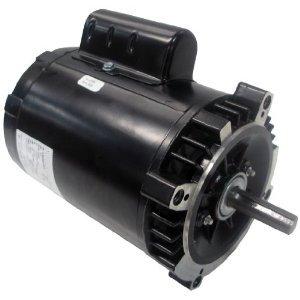 Oil Burner Motor 3/4 hp 3450 RPM 48CZ Frame 115/230V Century # ()