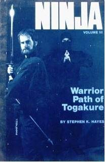 Amazon.com : 1984 Ninja Warrior Path Of Togakure Book By ...