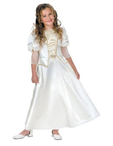 Girls Scary Halloween Costume Ideas - Pirates of the Caribbean Elizabeth Child Costume - X-Large