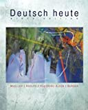 Bundle: Deutsch Heute: Introductory German, 9th + ILrn? Heinle Learning Center Printed Access Card : Deutsch Heute: Introductory German, 9th + ILrn? Heinle Learning Center Printed Access Card, Moeller and Moeller, Jack, 1428249281