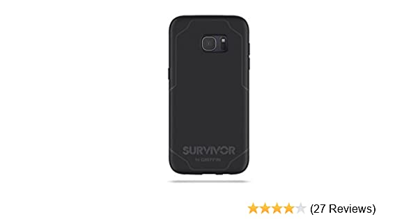amazon com griffin survivor journey for samsung galaxy s7 edgeamazon com griffin survivor journey for samsung galaxy s7 edge, black grey journey is super thin rugged case for your galaxy s7 edge cell phones \u0026