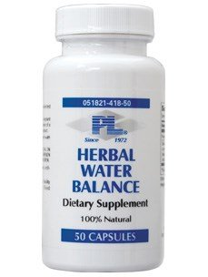 Progressive Labs Herbal Water Balance(Formally Herbal Diuretic) 50c