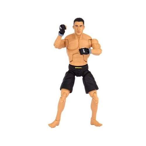 UFC Ultimate Fighting Jakks Pacific Series 3 Deluxe Action Figure Karo Parisyan