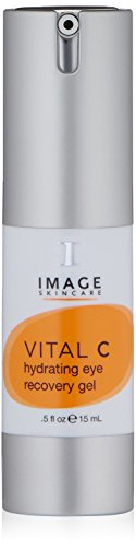 Gel 0.5 Ounce Jar - Image Vital C Hydrating Eye Recovery Gel, 0.5 Fluid Ounce