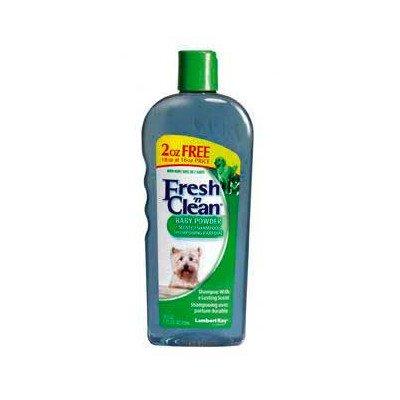 Lambert Kay Fresh N Clean Baby Powder Conditioning Shampoo for Dogs